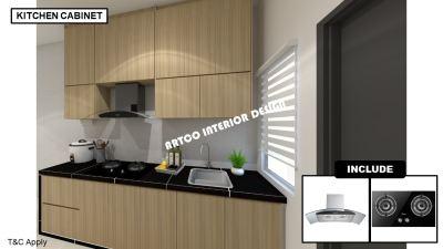 Kitchen Cabinet (Melamine)