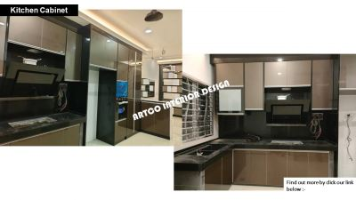 Kitchen Cabinet & Utility Cabinet For Laundry