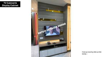 TV Cabinet & Display Cabinet