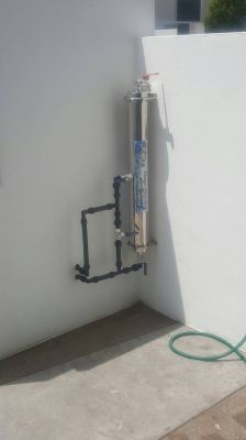 Installation Of UF 3000 Stainless Steel Membrane Water Filter at Gelugor Penang
