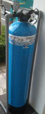 Installation  of  outdoor FRP using Media ClinoX model 1044 for cafe