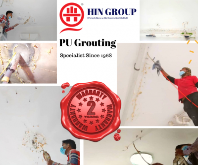 Hire The Best PU Grouting Now. Call Now