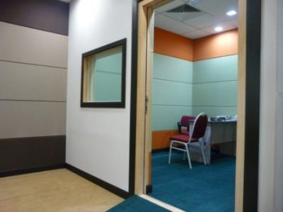 Audiometric Room - Hospital Kuala Pilah