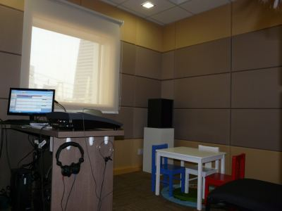 Audiometric Room - Hospital Pantai Bangar