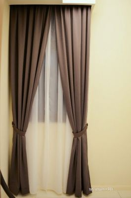 Custom Made Curtain