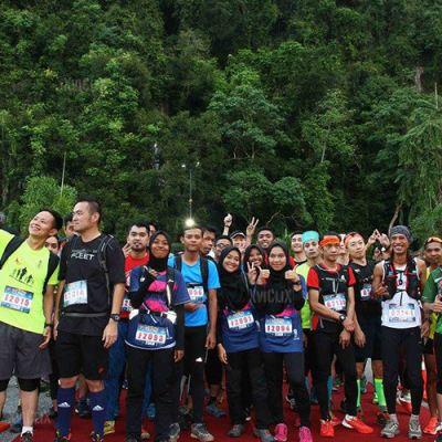 GOPENG ULTRA TRAIL 2018 MALAYSIA