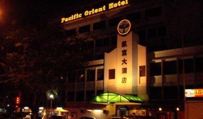 Pacific Orient Hotel, Sarawak