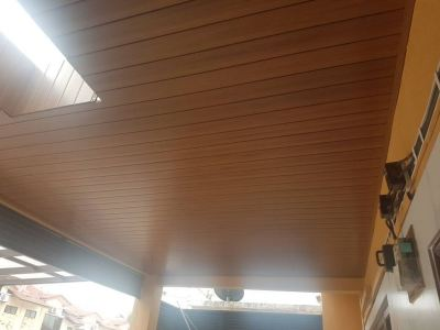 Composite Wood Ceiling