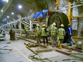 2012-2014 Pahang Selangor Raw Water Transfer Project