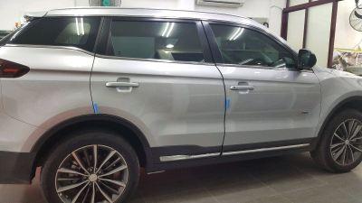 Car Tinted