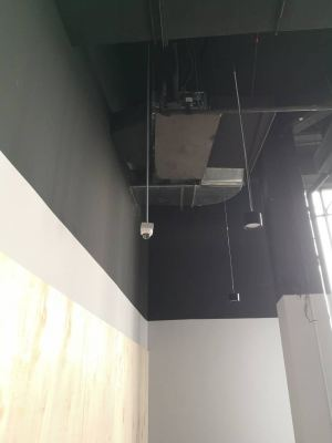 CCTV Installation at Gym Club Paradigm JB