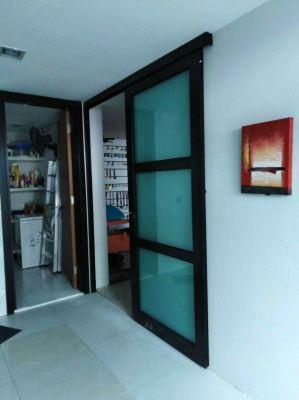 Aluminium Frame & Writing Glass at Bangsar South UOA Tower