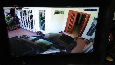 Dahua HD-CVI CCTV System @ Subang Jaya House