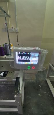 Emb&Maya Embroidery machine
