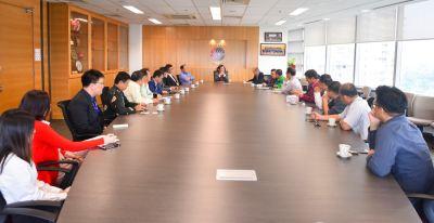 大马农协理事拜会首相对华特使访问团