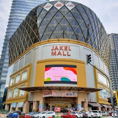 Jakel Mall, Jalan Masjid India, KL