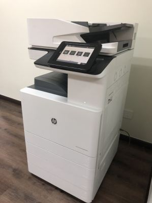 Installation Brand New HP Multifunctional Copier