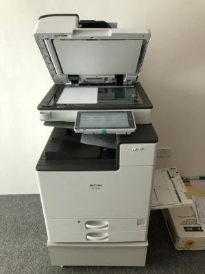 New Copier Install At Malacca
