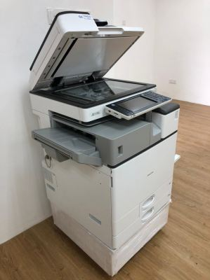Ricoh Copier Machine Install At Desa Cemerlang