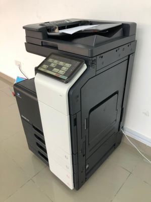 New Konica Minolta Copier Install At Perindustrian Senai