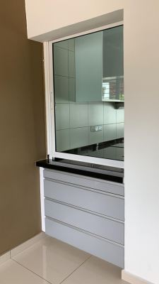 Glass Divider