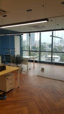Office renovation at Kuala Lumpur