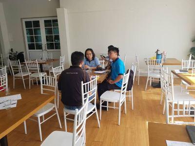 Cynics IP Product Training in Peninsula Cafe on 18.12.2018