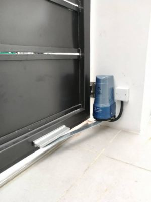 Installation of Canmax DC Gate Swing Motor