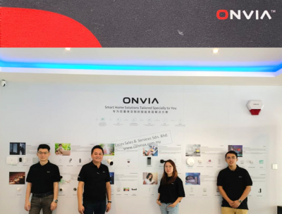 ONVIA SMARTHOME FOR YOUR BETTER LIFE