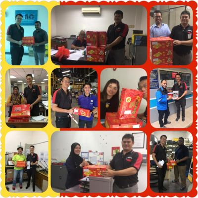 Thanks For Support & Happy Chinese New Year