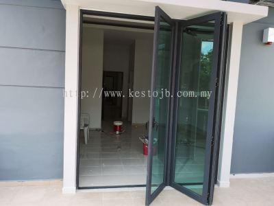 Aluminium Door & Window - Skudai Ria