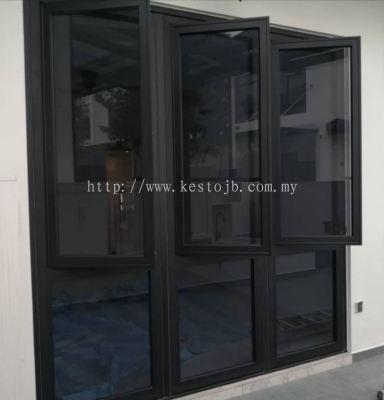 Aluminium Door & Windows - Eco Summer