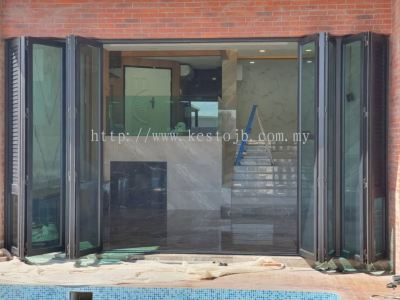 Aluminium Door & Window - Kangkar Pulai