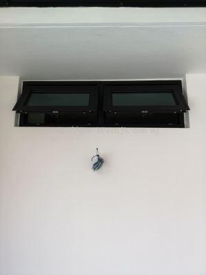 Aluminium Door & Window - Dato Onn