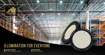 JV Pioneer LED High Bay DELUXE series cover photo