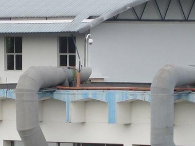 Surveillance Camera - Water Treatment Plant