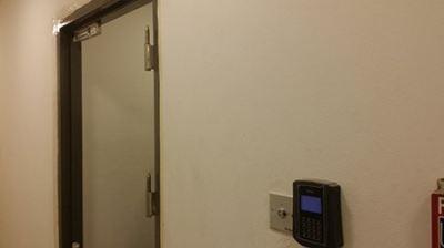 MicroEngine Door Access System