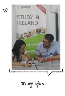 Ireland Education Seminar & Info Sessions, (14 Dec 2018)
