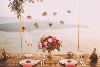 Romantic Couple Dinner Set