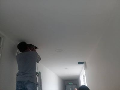 Condo Leakage Repair Works