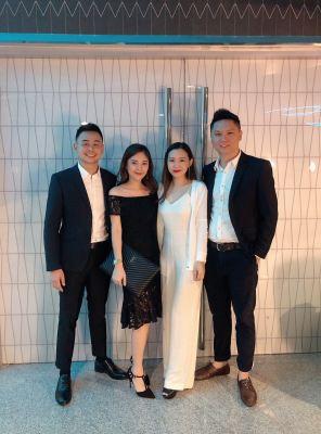 1st Anniversary Gala Dinner