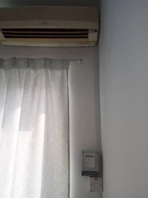 Install sub meter at Residensi kepongmas
