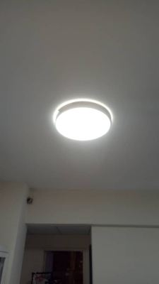 Install ceiling, track light and ceiling fan at palm villa condo Sunway