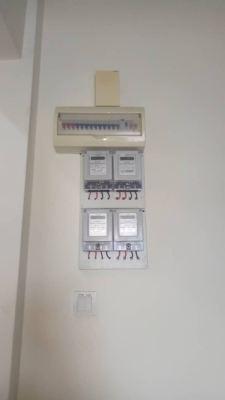 Install sub meter for air cond at park 51 residency, petaling jaya