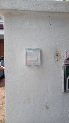 Checking and replace door bell and switch