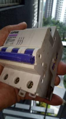 Checking and repair short circuit wiring at Kiaramas Ayuria
