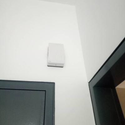 Install light and fan at Lakefront homes cyberjaya
