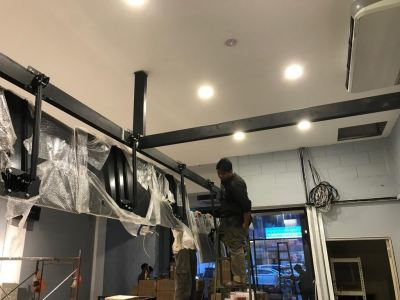 Metal Work At Gold Tea Sunway @ 25/09/19