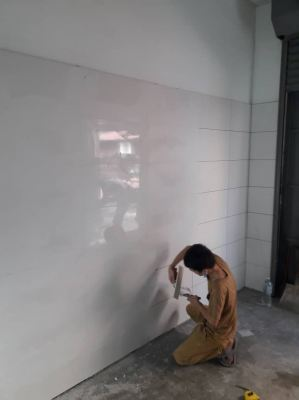 Renovation For Gold Tea Restaurant Bandar Puteri Branch