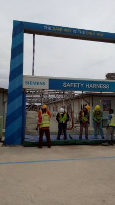 Siemens Safety Training - Pengerang Site